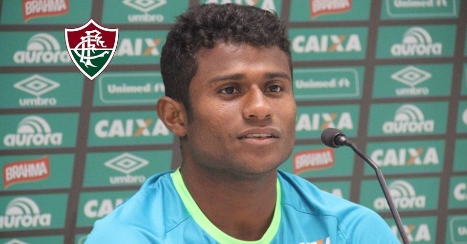 Maranhão (atacante) - da Chapecoense para o Fluminense