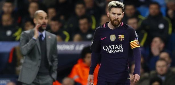 Depois de Neymar, Busquets e Mascherano, Barça quer renovar com Messi