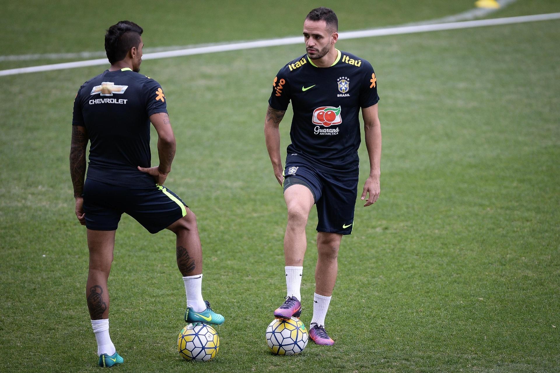 Renato Augusto agradece Dunga e lembra conversa com Neymar na Olimpíada -  19 03 2017 - UOL Esporte 0dda981c9b047