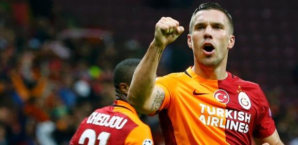 Podolski pode se transferir para o futebol japonês