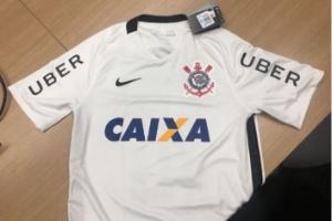 Corinthians explicou vazamento da camisa