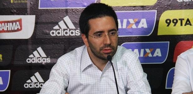 André Zanotta (foto) é cotado para vaga; Felipe Ximenes foi descartado