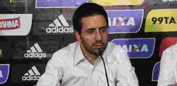 André Zanotta foi diretor do Santos e do Sport (foto) antes de fechar com o Grêmio - Divulgação/Sport