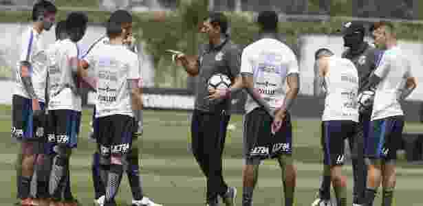 Elenco do Corinthians se concentrará a partir de sexta-feira e, não, sábado - Daniel Augusto Jr. / Ag. Corinthians