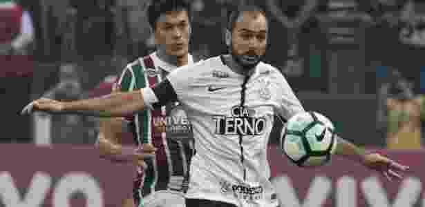 Danilo chegou à marca de 337 jogos com a camisa do Corinthians no jogo contra o Flu - Daniel Augusto Jr. / Ag. Corinthians