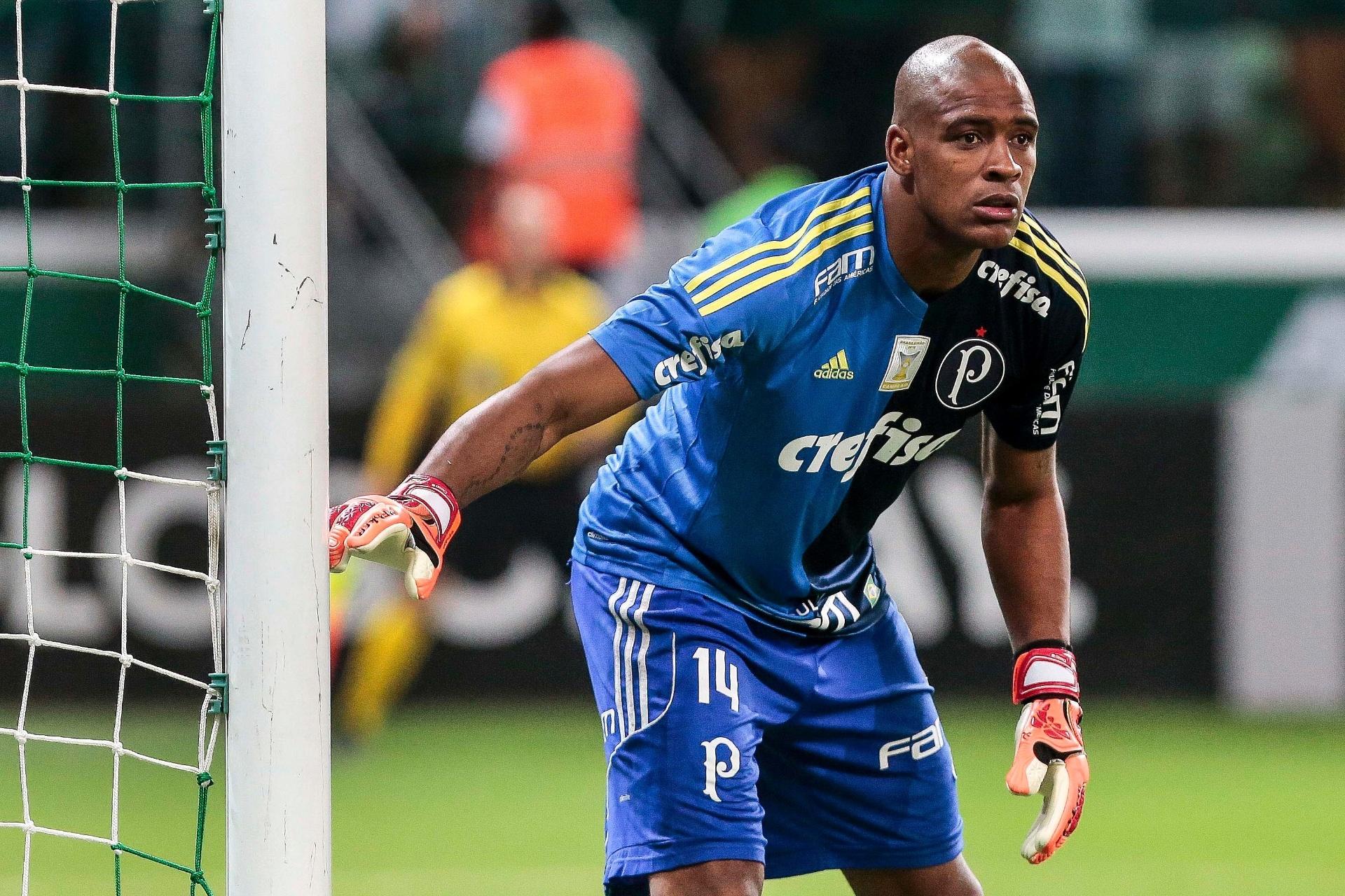 Jailson se destaca no início de 2018 e justifica titularidade no Palmeiras  - 26 01 2018 - UOL Esporte 417350b4fe4b1