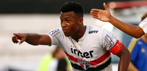 O São Paulo estreou com vitória sobre o Cruzeiro na Copinha