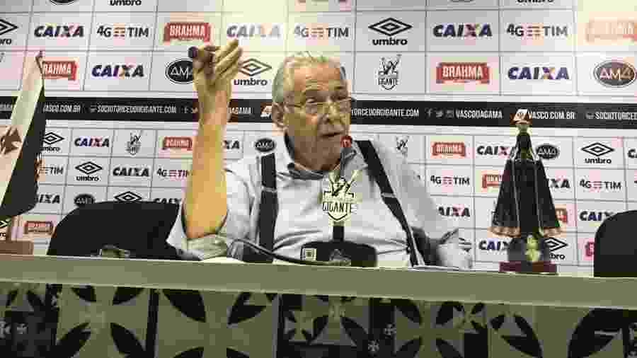 Eurico Miranda morreu aos 74 anos -