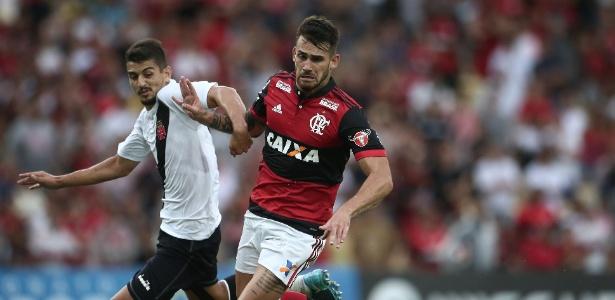No primeiro turno, Flamengo e Vasco ficaram no empate por 1 a 1 no Maracanã - André Mourão/AGIF
