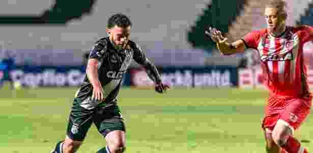 André Luis marcou dez gols pela Ponte Preta na campanha do time na Série B - PontePress/FábioLeoni