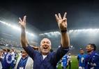 Mano completa 200 jogos: clássico e decisões de mata-mata são os prediletos - Vinnicius Silva/Cruzeiro