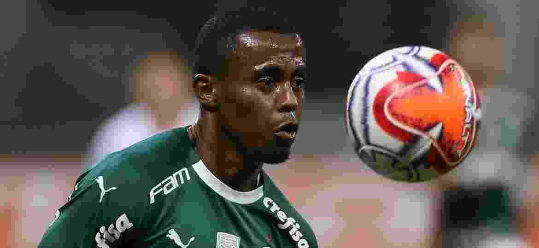 Carlos Eduardo vive momento de contestação no Palmeiras - Cesar Greco/Ag. Palmeiras/Divulgação