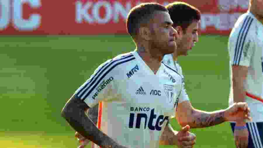 Reforço treina no São Paulo desde quarta-feira (7) e já tem condições físicas de jogar - Alan Mendes / saopaulofc.net