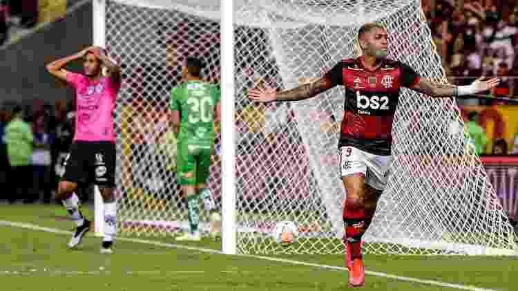 Flamengo x Del Valle - Marcelo Cortes / Flamengo - Marcelo Cortes / Flamengo
