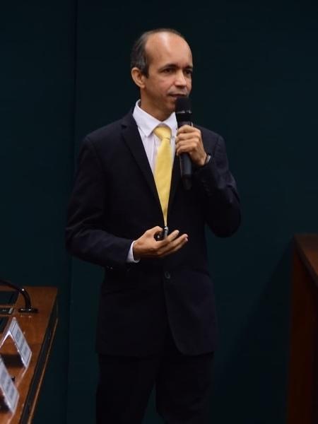 Ricardo Souza, o Ricardinho, presidente da Confederação Brasileira de Handebol - Agência Câmara