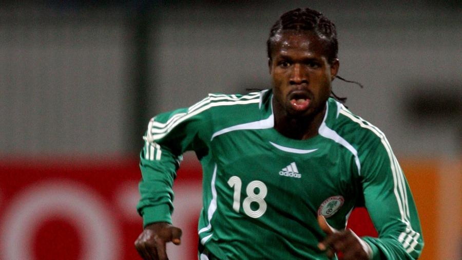 Christian Obodo, ex-seleção da Nigeria e Fiorentina, escapou se uma tentativa de sequestro hoje - Adam Davy - EMPICS/PA Images via Getty Images