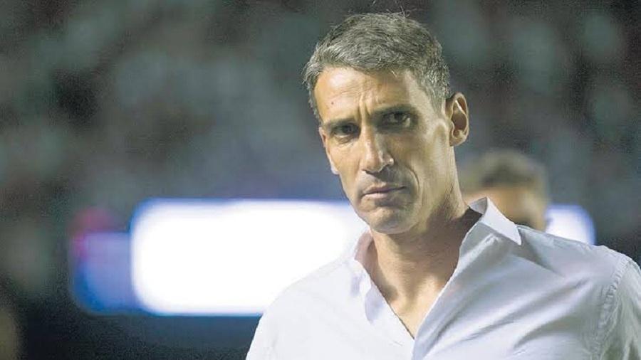 Juan Pablo Vojvoda, técnico do Fortaleza - Divulgação Talleres