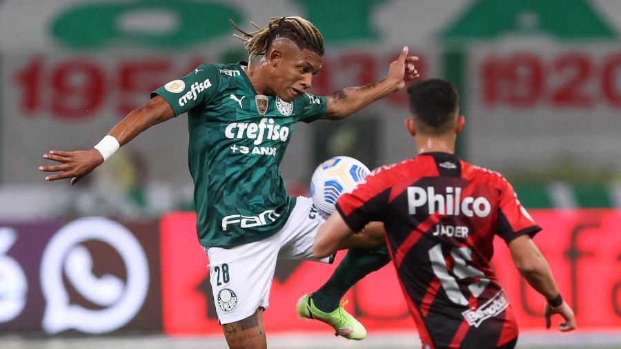 Athletico Paranaense tenta se recuperar após derrota para o Palmeiras - Cesar Greco