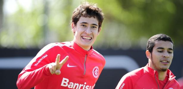 Rodrigo Dourado deve receber proposta para deixar o Internacional em julho - Divulgação/SC Internacional