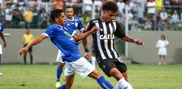 Júnior Urso garante que o Atlético-MG está preparado para decisão contra o Racing-ARG - Bruno Cantini/Clube Atlético Mineiro