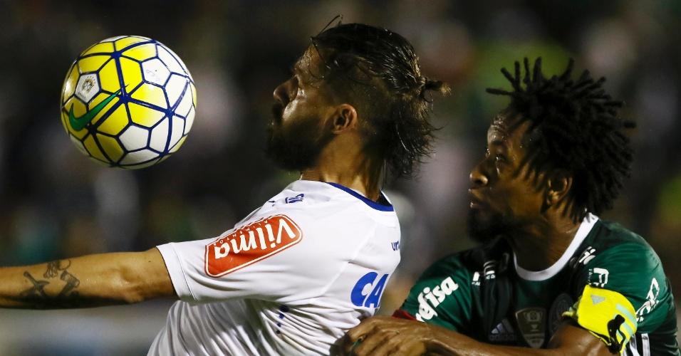 Rafael Sóbis Zé Roberto Palmeiras Cruzeiro