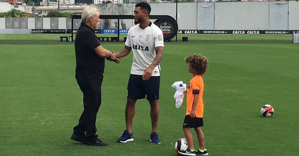 Kazim chega ao Corinthians