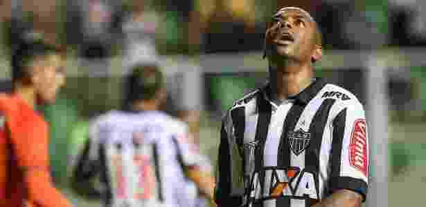 Robinho tem rendido aquém do esperado com a camisa do Atlético-MG - Bruno Cantini/Clube Atlético Mineiro