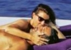 Buffon processa revista que publicou fotos dele e a mulher em iate - Reprodução