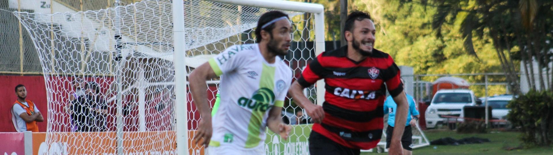 Vitória e Chapecoense se enfrentaram no Barradão