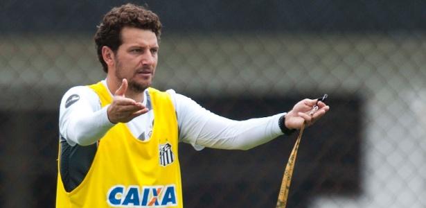 Elano teve reunião com Ricardo Oliveira na manhã desta sexta-feira, no CT Rei Pelé