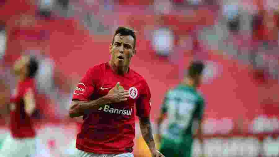 Iago não deve se reapresentar com os jogadores do Internacional após a folga do recesso - Ricardo Duarte/Inter