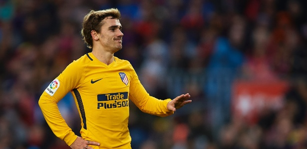 O francês tem contrato até 2022 com o Atlético de Madri - Getty Images