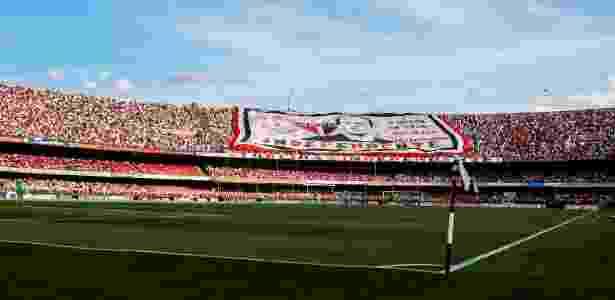 Tricolor já assegurou seu maior público na temporada com o Majestoso de sábado - Marcello Zambrana/AGIF