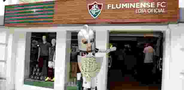 Loja do Flu nas Laranjeiras será totalmente reformulada - Mailson Santana/Fluminense