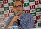 Abad e seu vice faltam a reunião para discussão do futebol do Flu em 2019