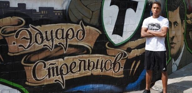 Zagueiro havia sido anunciado no último fim de semana - Divulgação/Torpedo Moskva