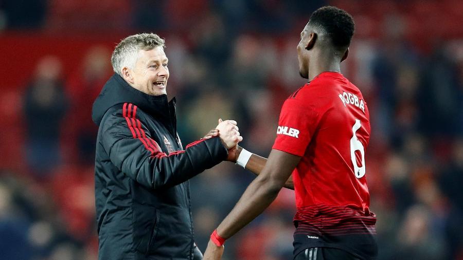 Com Solskjaer, Pogba reencontrou seu bom futebol no United - Action Images/Reuters