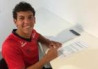 Meia do Athletico rompe ligamento do joelho dias após renovar contrato - Reprodução/Instagram