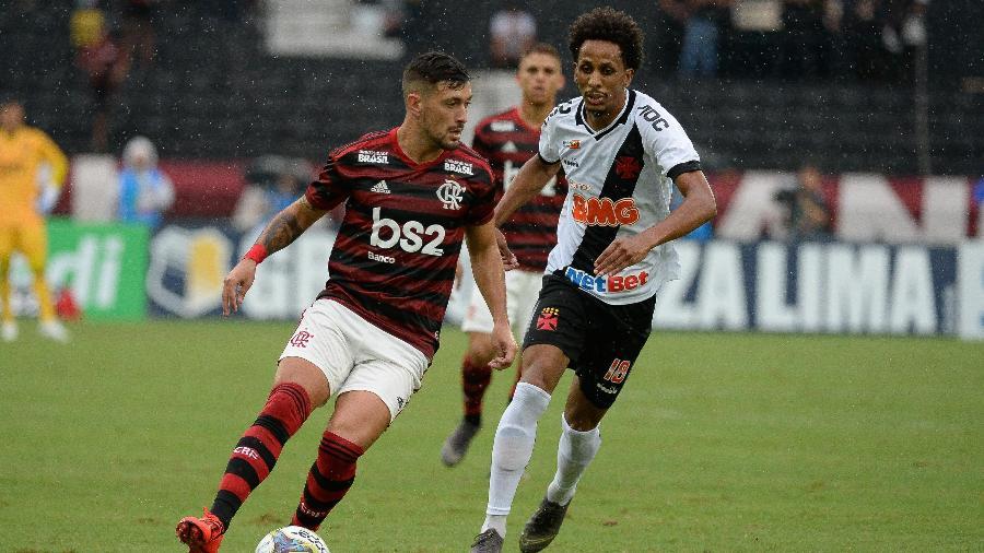 Vasco e Flamengo voltam a se enfrentar; jogo acontece no Mané Garrincha - Alexandre Vidal / Site oficial do Flamengo
