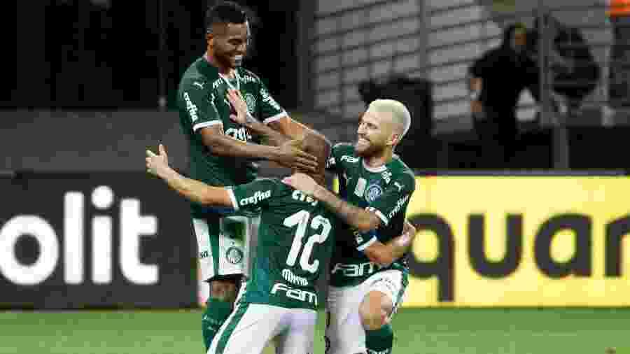 Palmeiras vai jogar a Florida Cup pela primeira vez - Marcello Zambrana/AGIF