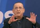 """Galvão vive nostalgia com amistoso comemorativo do tetra: """"Tempo bom"""" - Reprodução/SporTV"""