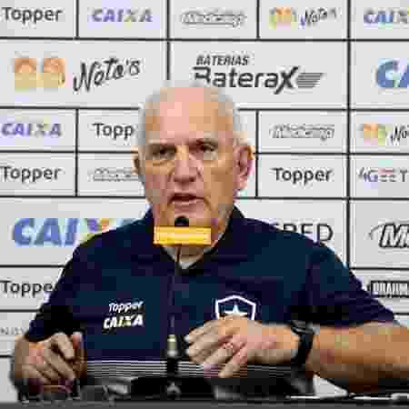 Luis Fernando Santos, vice-presidente executivo do Botafogo - Vítor Silva/SS Press/Botafogo