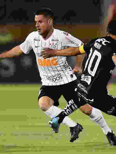 Ramiro, meio-campista do Corinthians - RODRIGO BUENDIA / AFP