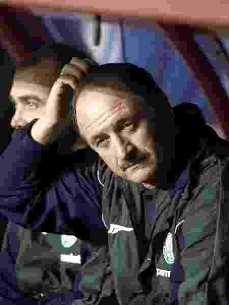 Luiz Felipe Scolari, treinador campeão da Libertadores de 1999 com o Palmeiras - Evelson de Freitas/Folhapress