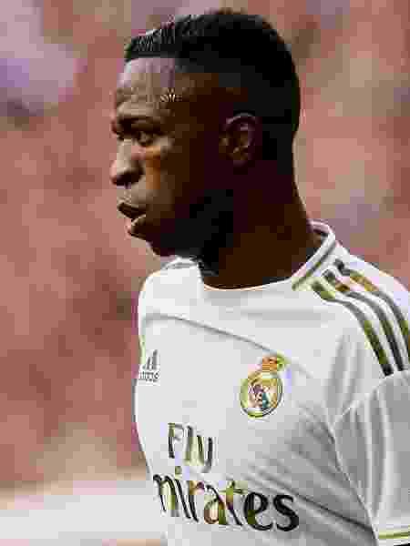Vinícius Júnior, atacante do Real Madrid - NurPhoto/NurPhoto via Getty Images