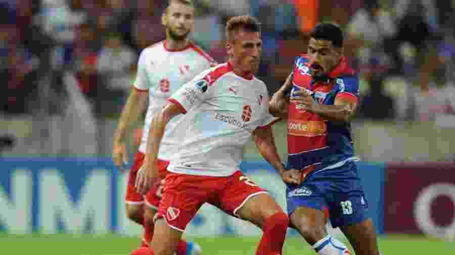 Independiente elimina Fortaleza - SAMUEL ANDRADE/MYPHOTO PRESS/ESTADÃO CONTEÚDO