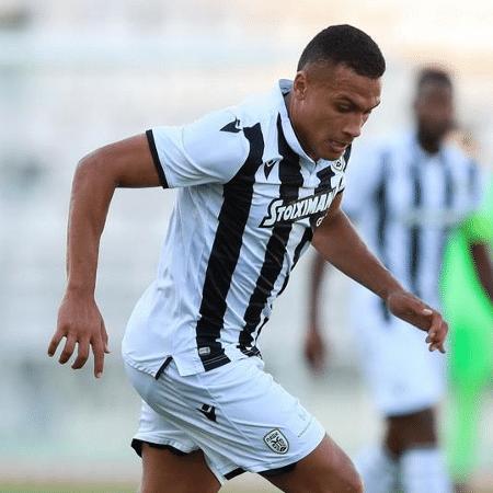 Leo Jabá abandonou o PAOK - Divulgação/PAOK