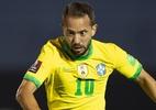Everton Ribeiro foi chave tática para seleção manter 100% em Montevidéu - Lucas Figueiredo/CBF/Mowa Press