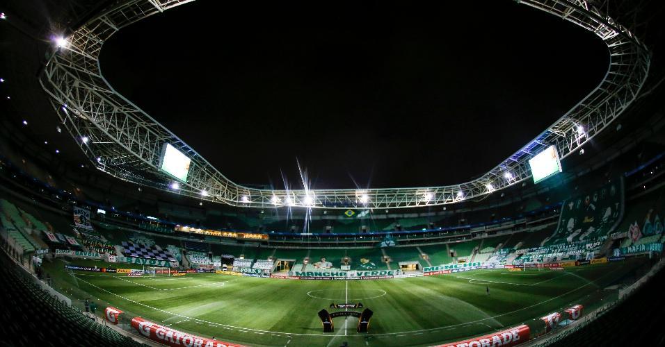Allianz Parque é o palco entre Palmeiras x Independiente del Valle