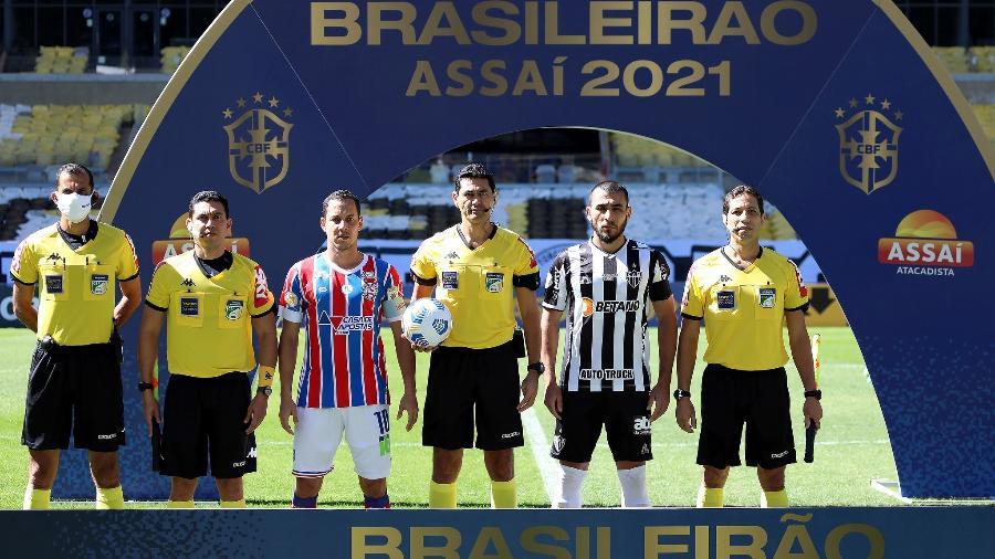 Atlético-MG e Bahia farão mais dois jogos nos próximos nove dias, agora pela Copa do Brasil - Felipe Oliveira/EC Bahia